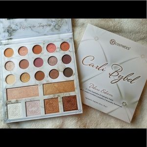 Carli Bybel x BH Cosmetics Deluxe Pallette